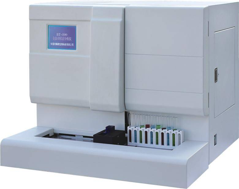 full auto urine analyzer BT-800, 200 tests per time