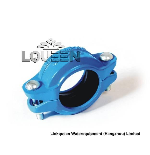 Ductile iron flexible couplings L-35C