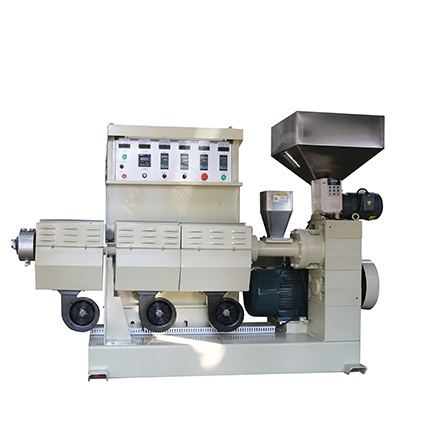 Offer small production single screw extruder