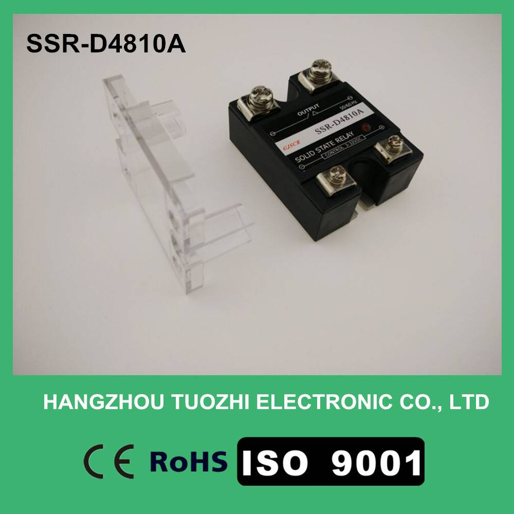 Single phase Solid State Relay 3-32vdc input SSR-D4810A