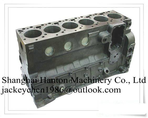 Sell Cummins ISBe6.7 diesel engine cylinder block 4946586 4955412