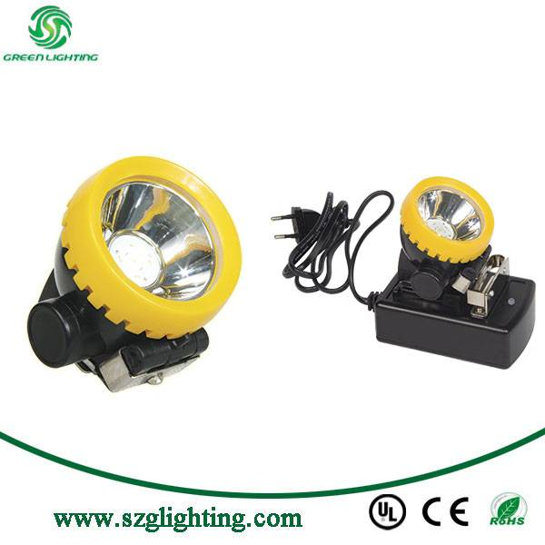 WholesaleGLT-2 with 2.2Ah Li-ion battery cordless led cap lamp