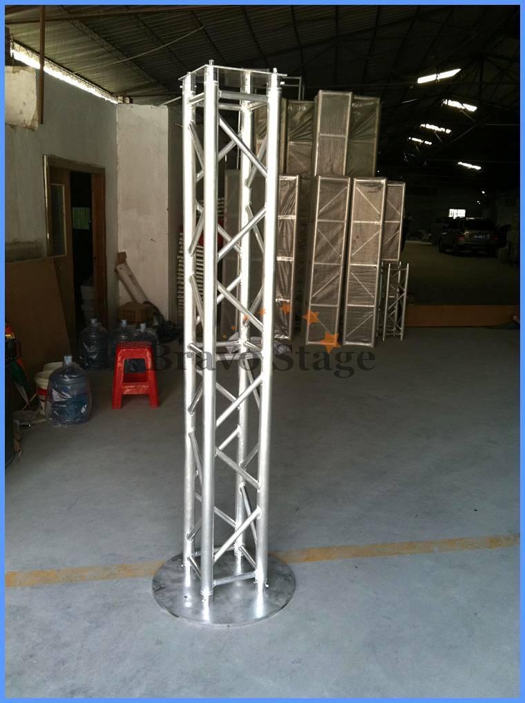 DJ lighting truss