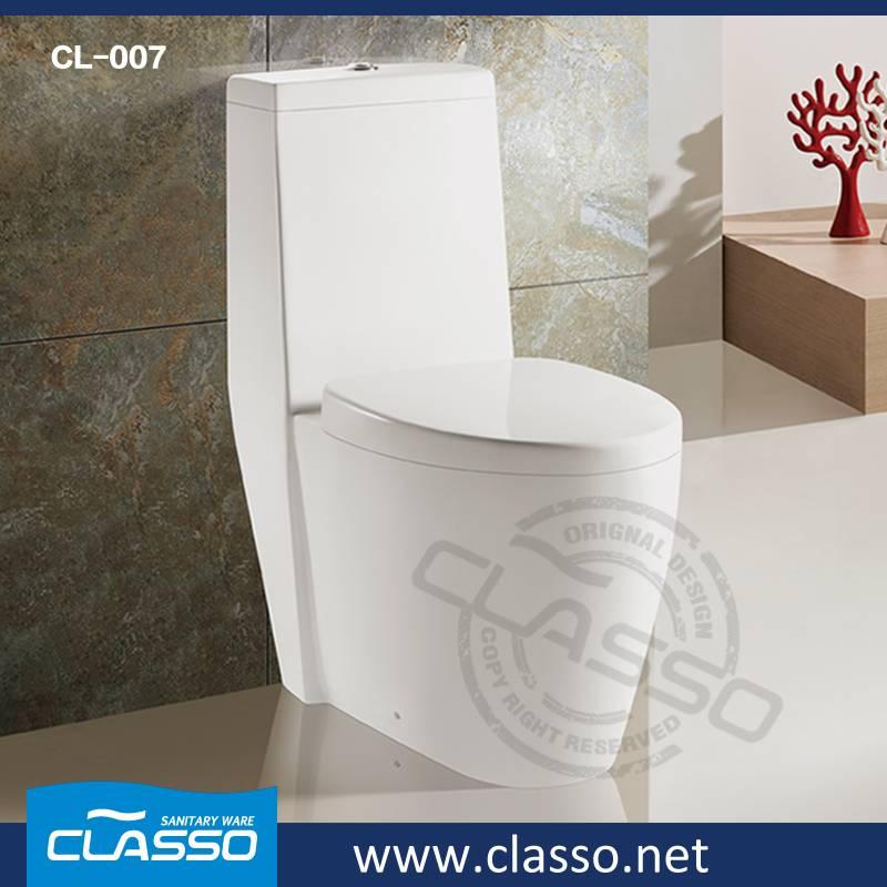 Hot Sale Best price washdown toilet 4-inch one piece closet CL-007