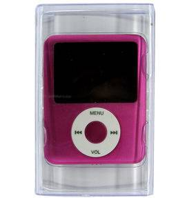 3rd IPOD shape MP4 with 1.8' TFT display