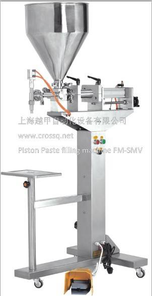 Semi-auto Filling Machine for Viscosity FM-SMV