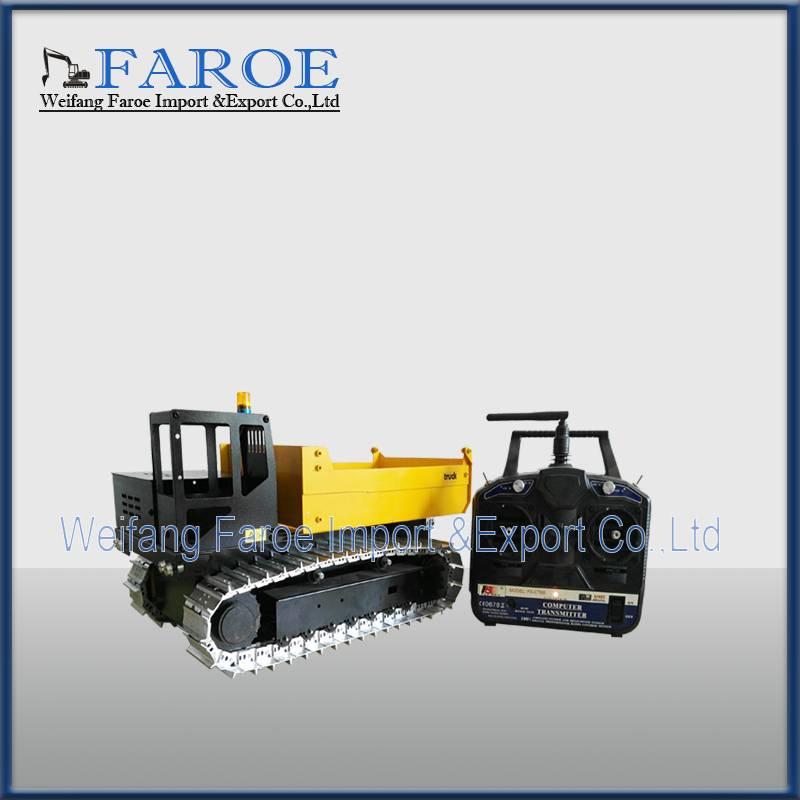 Hydraulic RC dump truck 1:12 scale