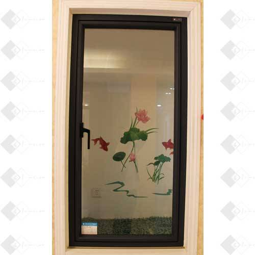 FM50 Series Aluminium casement window with insulating glass
