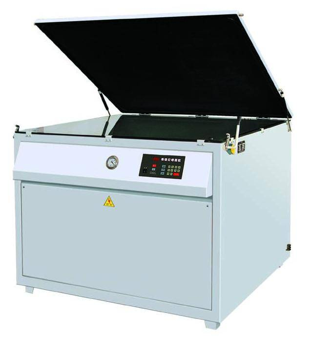 full automatic uv exposure machine