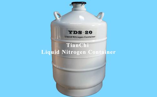 TIANCHI 20L liquid nitrogen canister 20 litre in Bhutan