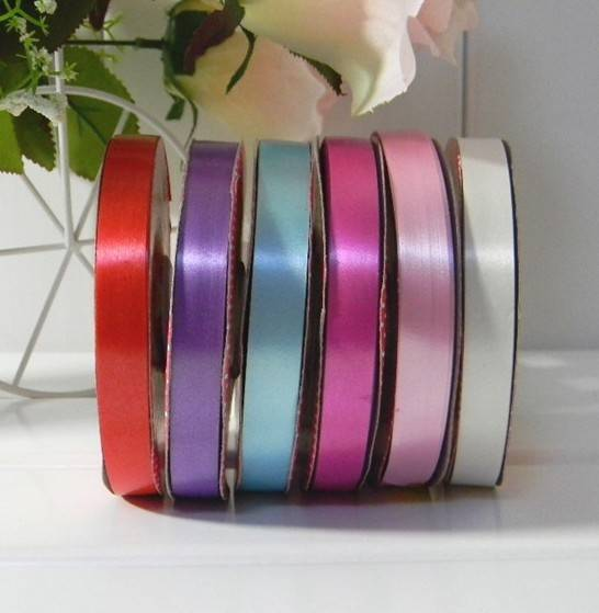 Plastic Ribbon for holiday gifts & decoration band