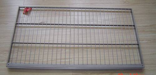 Grid shelf (Bakery wire shelf)