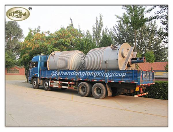Stainless Steel Chemical Reactor with Electric Heating