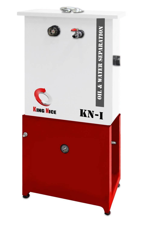oil & coolant separation machine