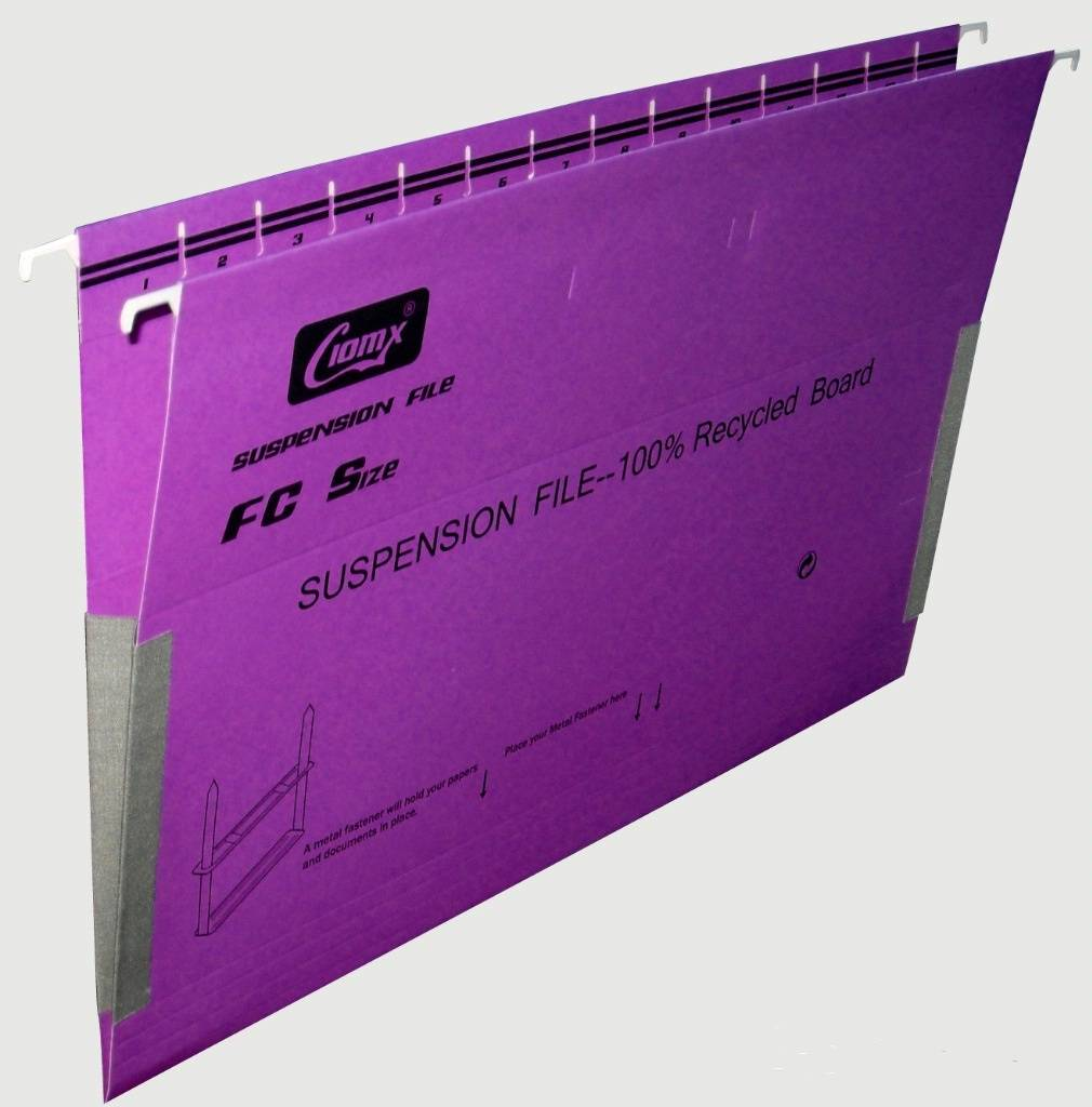 HY348 Document paper folder with perfect design