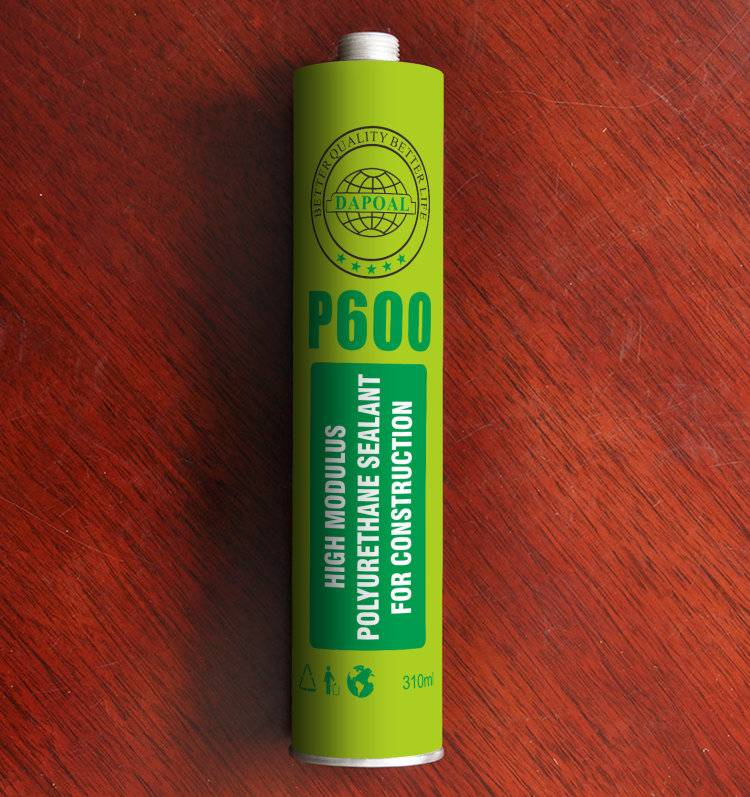 P600 High Modulus Polyurethane Sealant for Construction