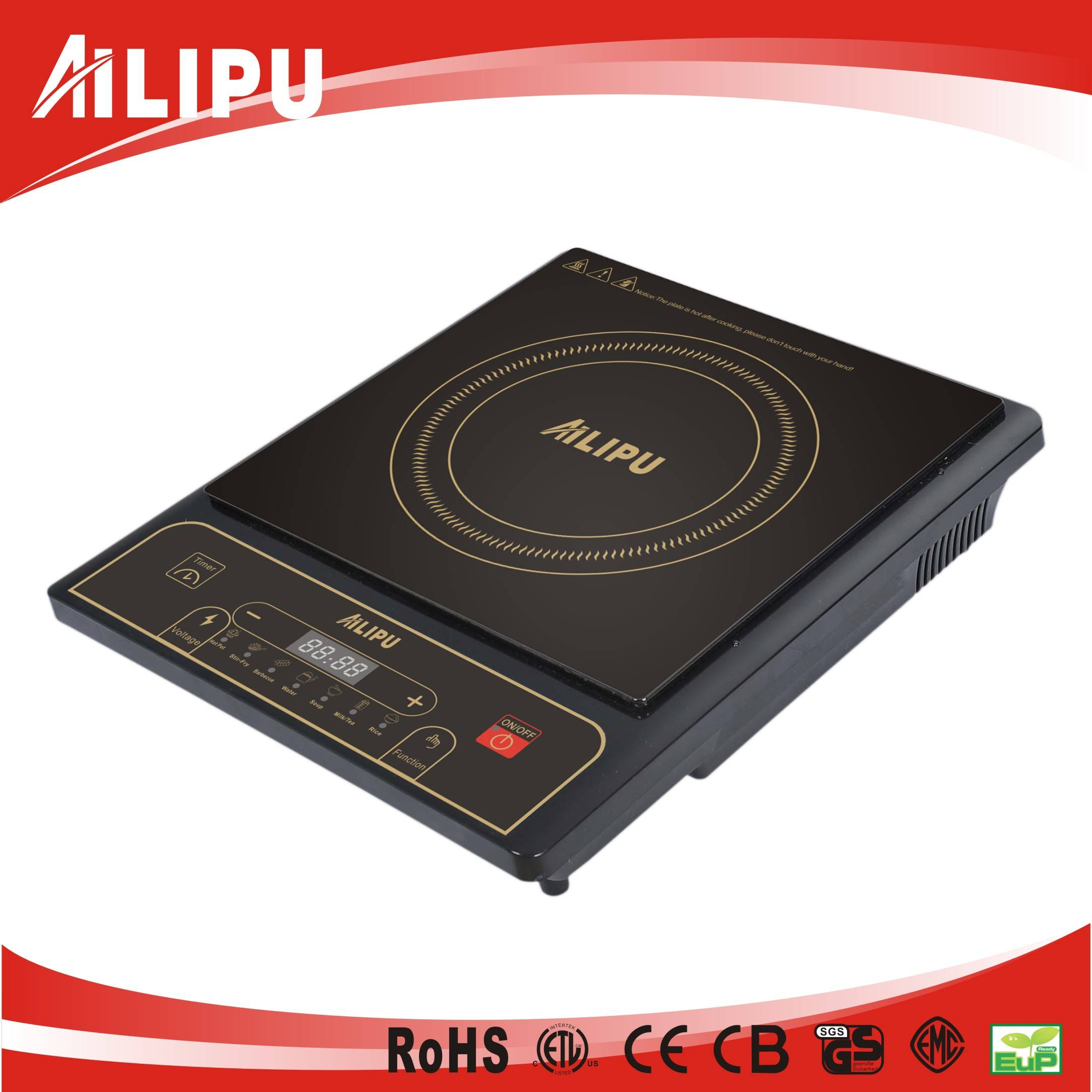 Hot Sale Button Control Induction Cooker with Good Price SM-A3b