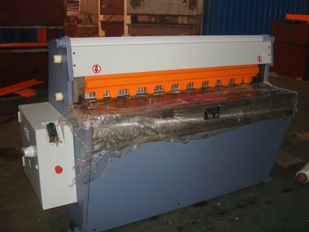 QH11D-3.22000 precision guillotine shearing machine