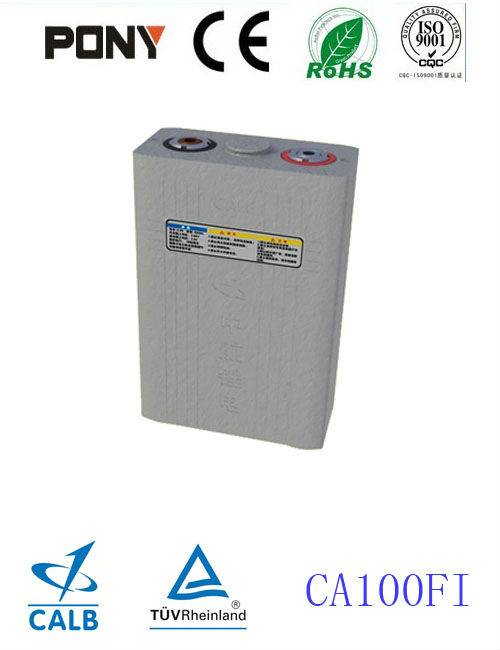 100AH LiFePO4 lithium battery(3.2V)