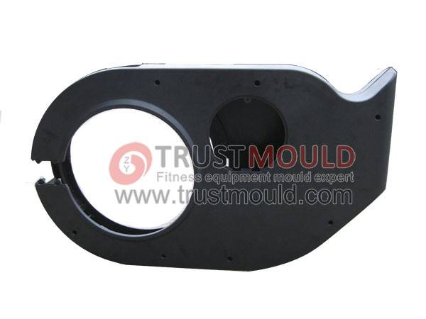 plastic injection mould of elliptical machine