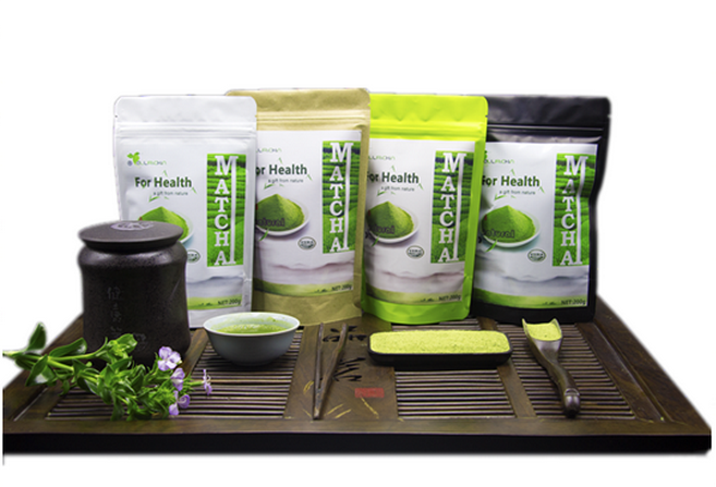 Organic Matcha Private Label