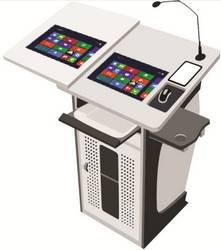 Digital Podium-PK-220D(Stand Dual)