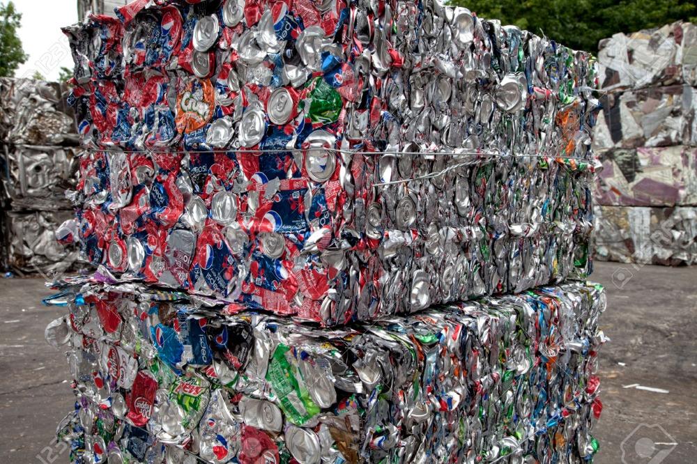Aluminum Ubc Scrap bale 99%