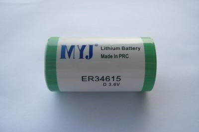 sell D  Lithium battery-3.6V ER34615