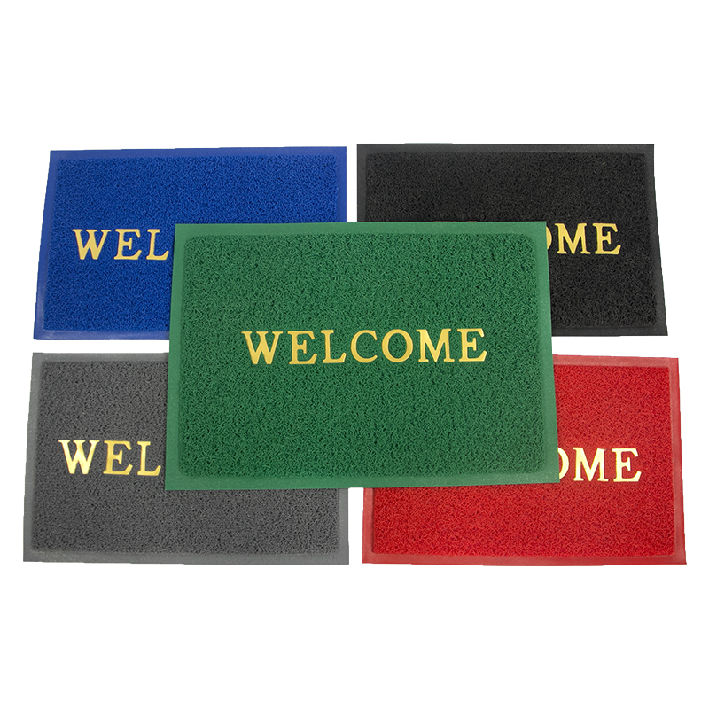 hot sale china factory supply anti-slip pvc coil door mats