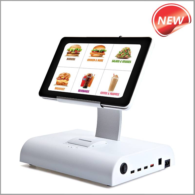 android POS terminal with Printer POS terminal tablets