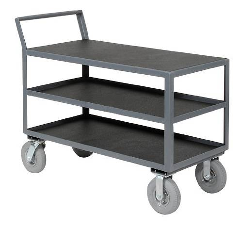 Equipment and material handling warehouse carts RCA-0322