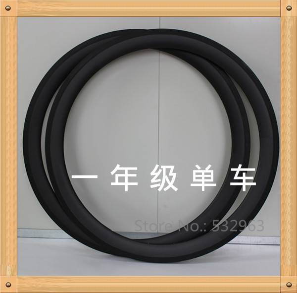 carbon bicycle rim clincher 38/50/60/80/88mm