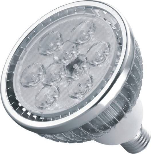 Selling 2013 New design high power LED par light LED spotlight 9W E27