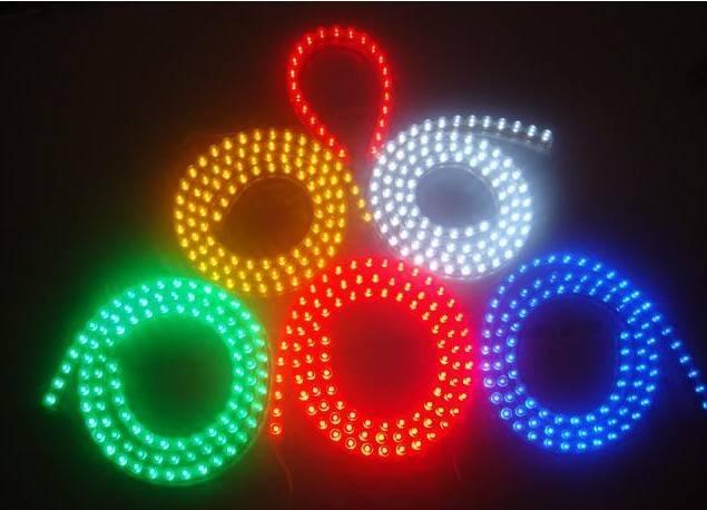 60LED SMD5050 RGB led strip