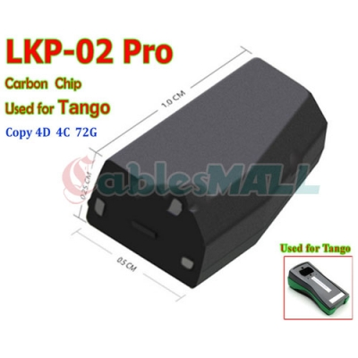 LKP-02 Pro Copy 4C 4D LKP02 Transponder Chip For Tango
