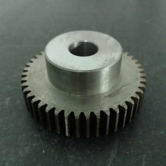 Steel Gear With Wire Cutting Machining
