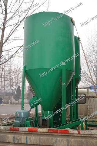 Animal feed Crusher & Mixer Mahcine