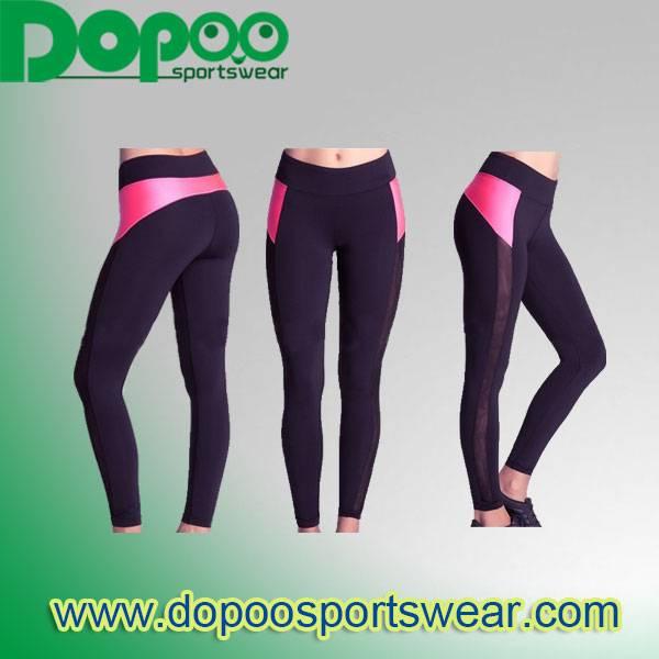 HOT SALES LOW MOQ legging sports women yoga capris