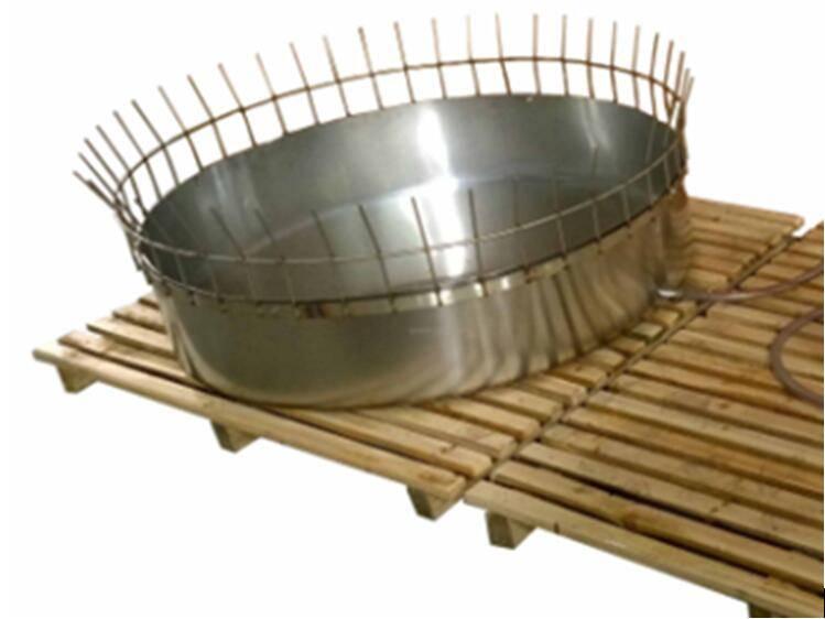 QT-1010-P Evaporation pan