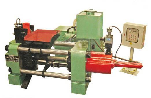 Metal shavings Press