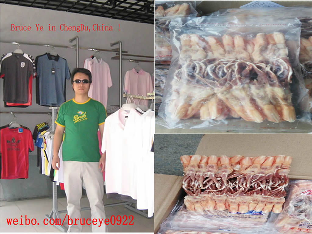 Urgently purchase duck tongue in big quantity