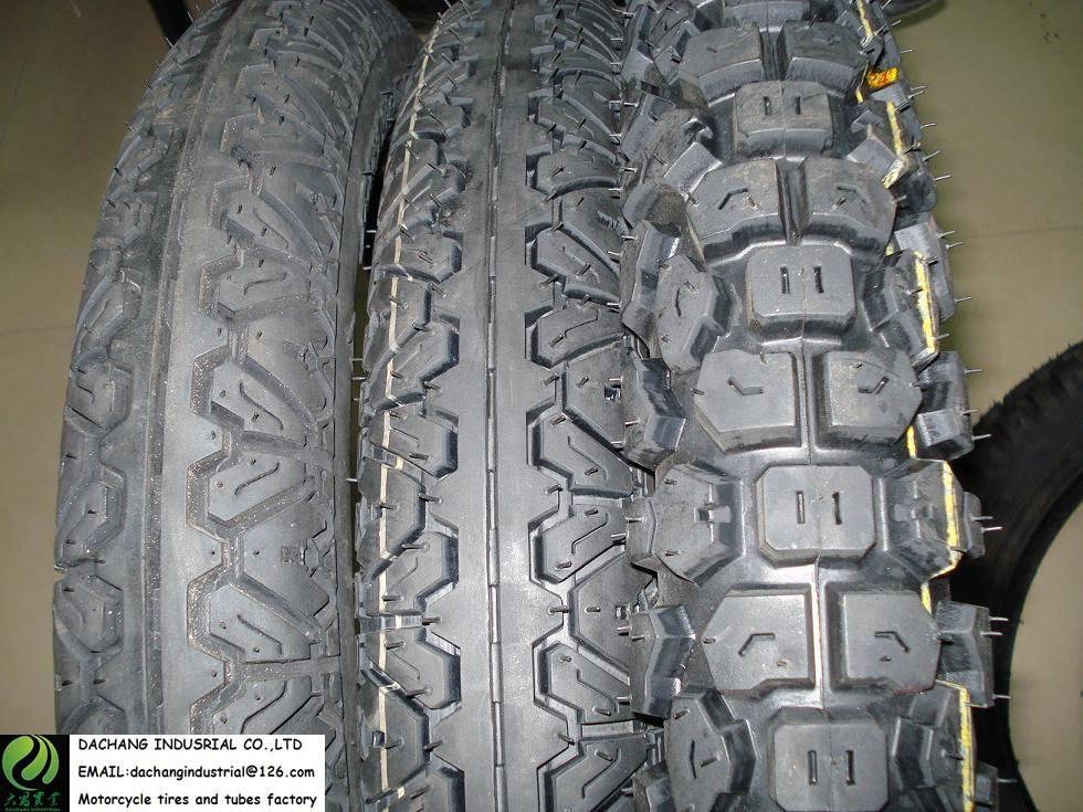 Golden boy dunlop pouplar pattern motorcycle tire