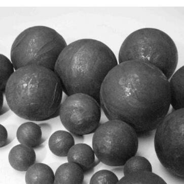20mm 25mm Forged Grinding Steel Balls for Regrind Mill