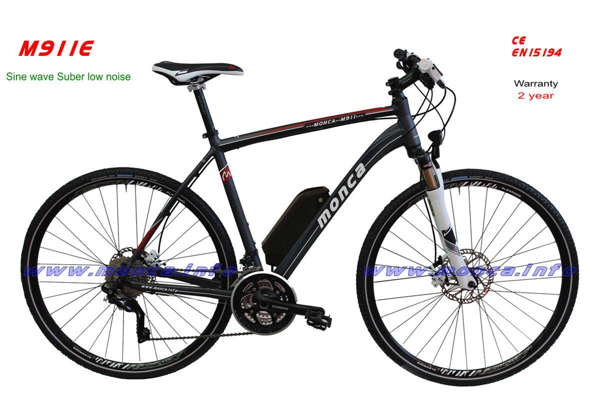 Electric Bicycle CE Approved