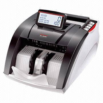 Selling Banknote Counter with UV MG IR DD ditection ST-N72