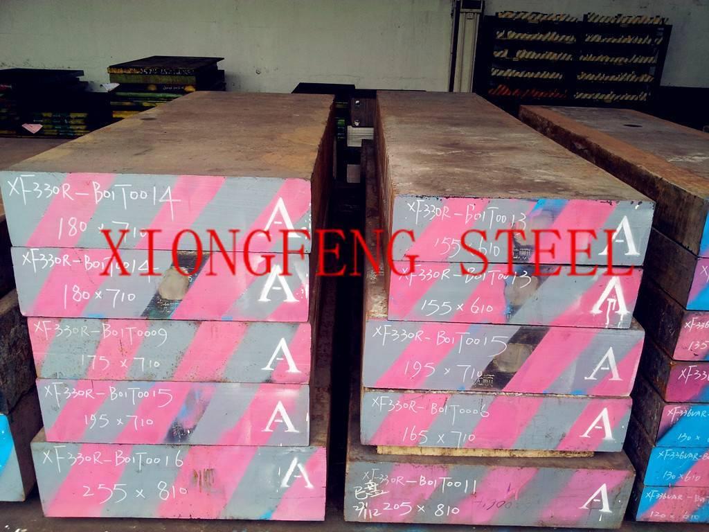 Plastic Mould Steel 420ESR/3Cr13/M333