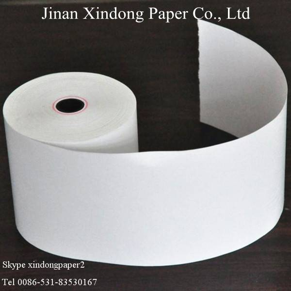 Thermal Paper Roll from Jinan Xindong Paper Co., Ltd