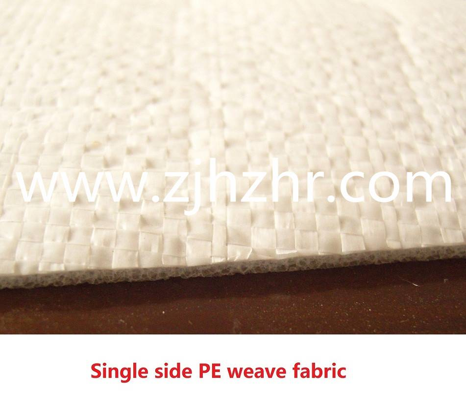 EPE foam cover weave cloth