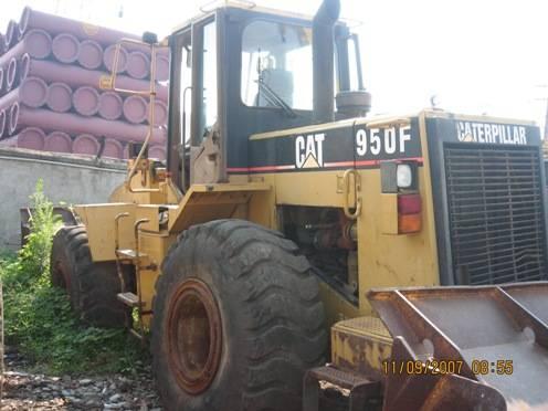 CAT 950F LOADER