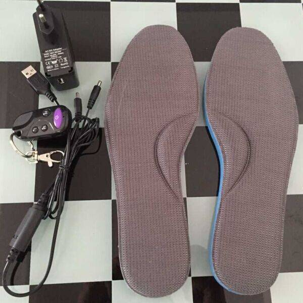 Far Infrared Battery Heated Insole For Shoe